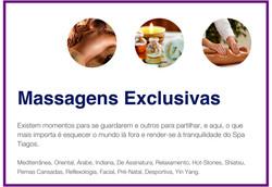 massagens exclusivas