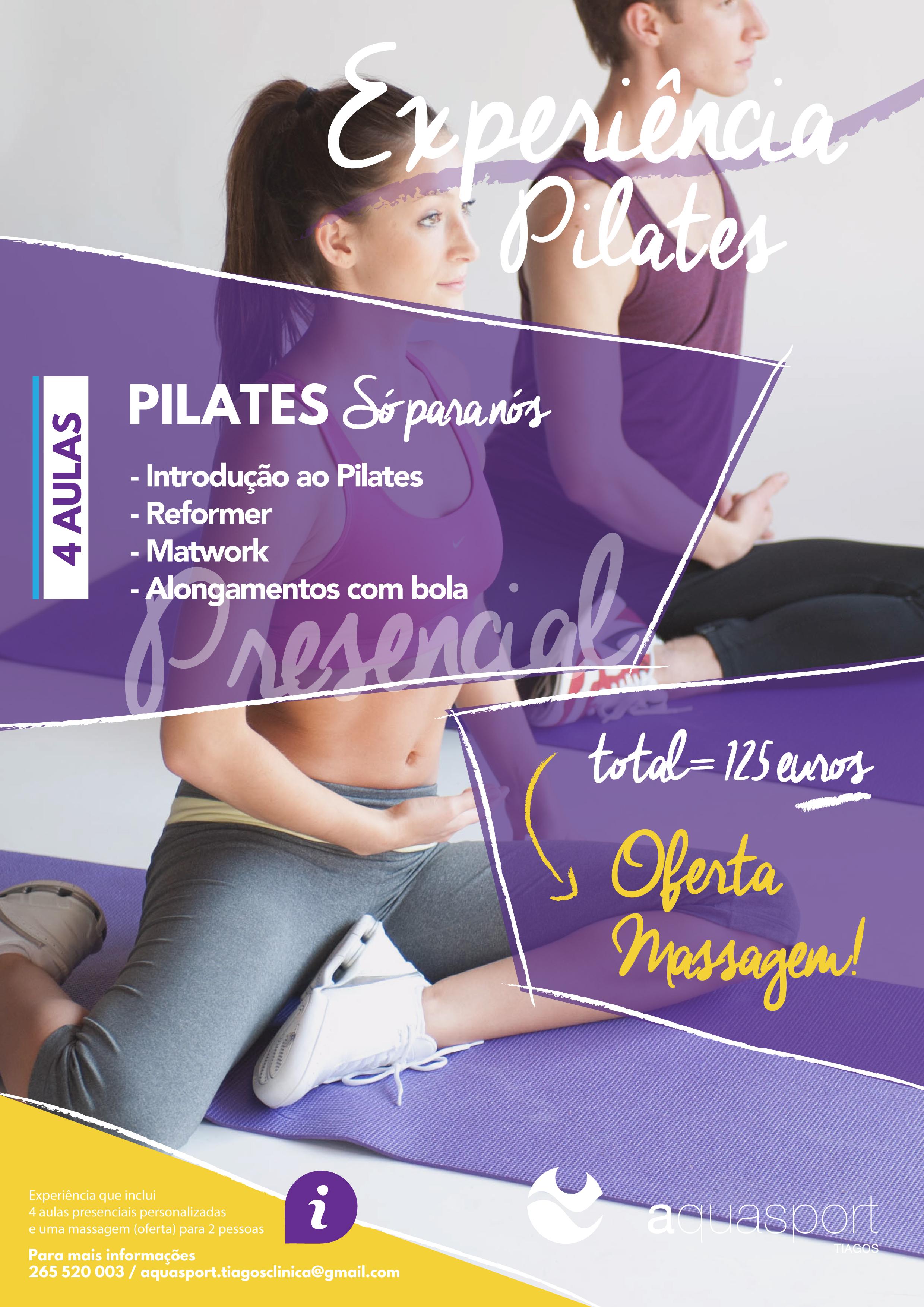 Pilates presencial