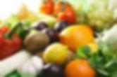 ירקות ופירות אורגניים