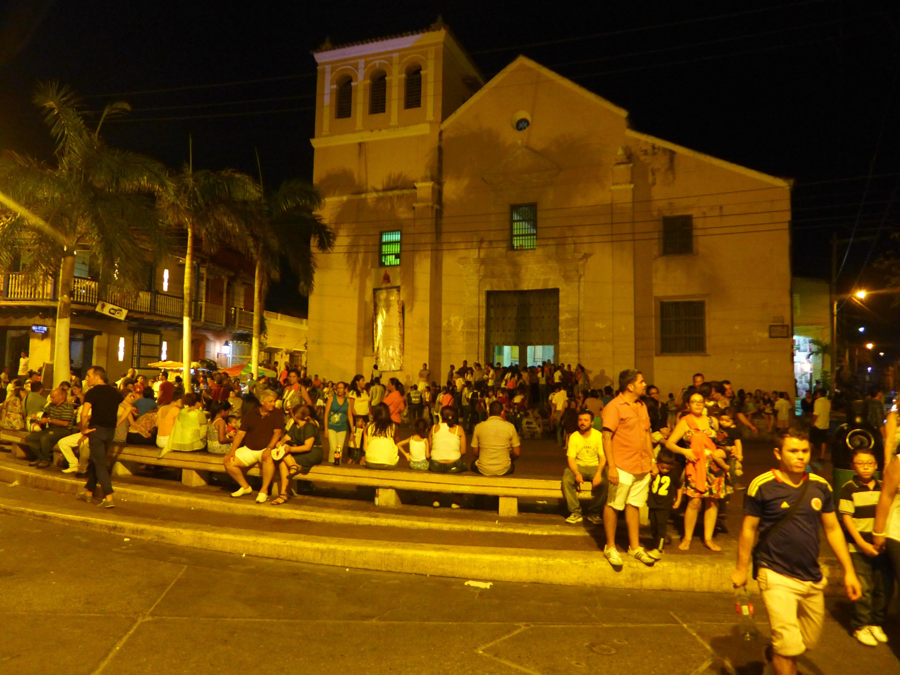 Plaza La Trinidad