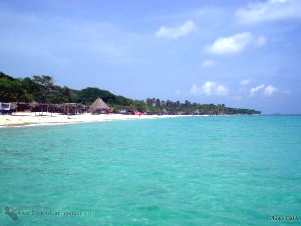 Playa Blanca - Islas Del Rosario