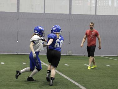 Defensive Back Coach