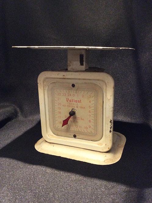 Vintage Valiant Scale