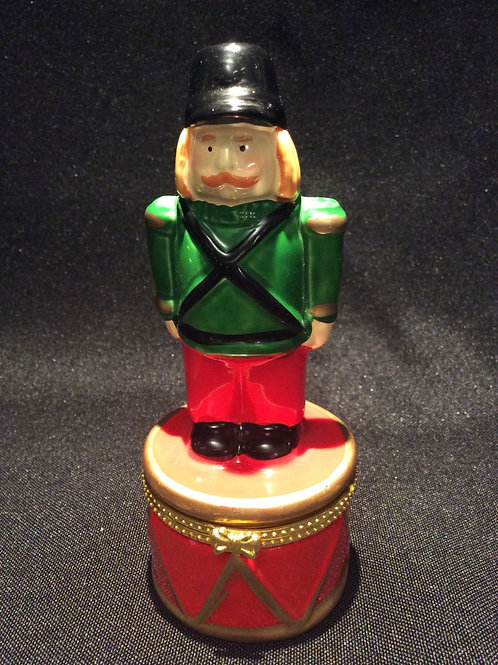 Nutcracker Jewelry Box