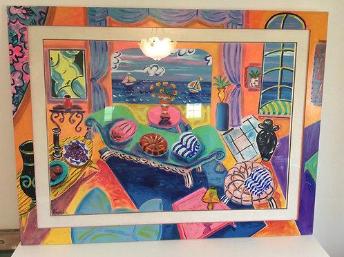 Amanda Watts Original Painting