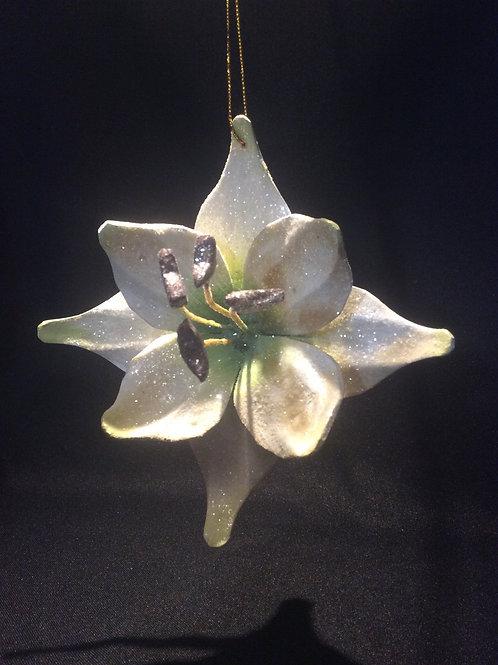 Paper Mache Flower