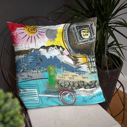 Fresh Air Pillow