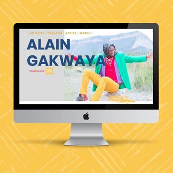 Alain Gakwaya •Artist
