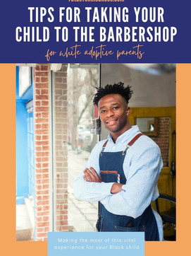TIPS FOR SUCCESSFUL BARBER VISITS