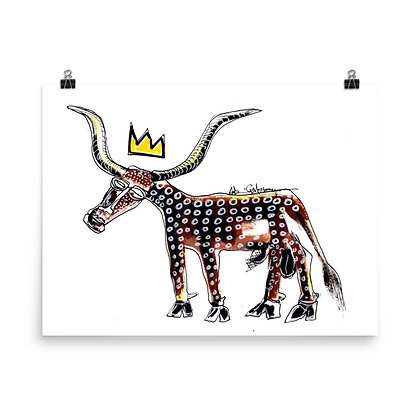 Longhorn King