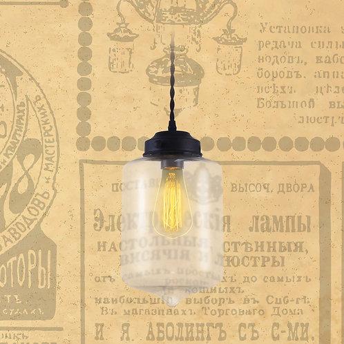 Светильник декоративный подвесной DLC-V403 E27 BLACK