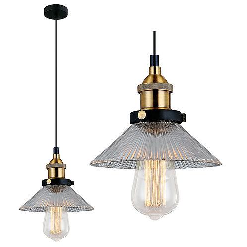 Светильник декоративный подвесной DLC-V406 E27 GOLD