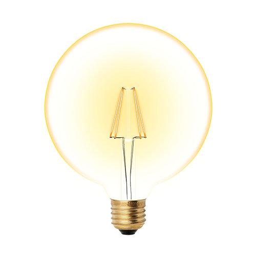 Лампа светодиодная Uniel Vintage LED-G125-8W-GOLDEN-E27 GLV21GO