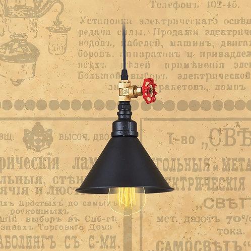Светильник декоративный подвесной DLC-V104 E27 BLACK