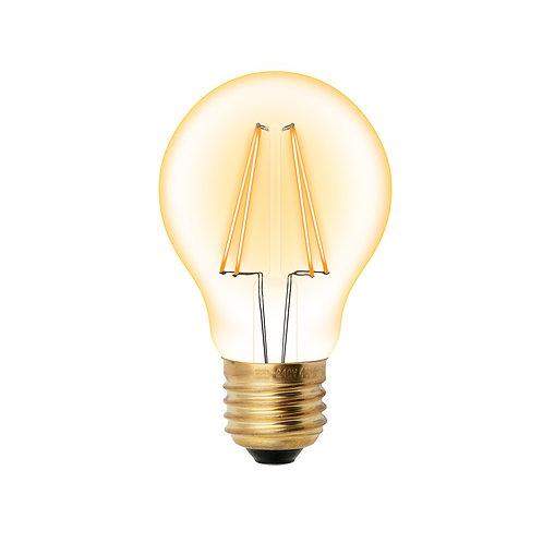 Лампа светодиодная Uniel Vintage LED-A60-6W-GOLDEN-E27 GLV21GO