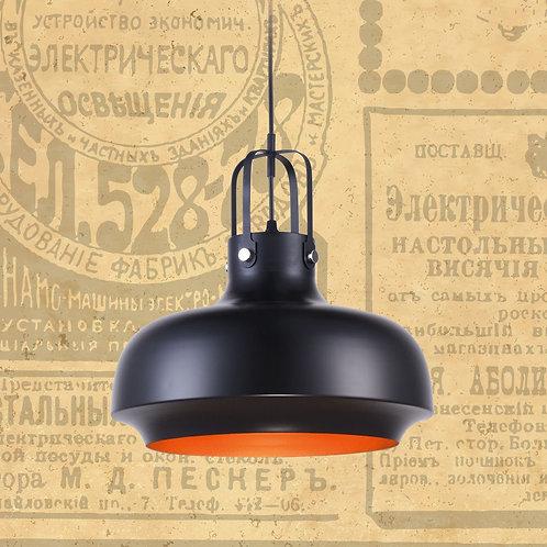 Светильник декоративный подвесной DLC-V103 E27 BLACK