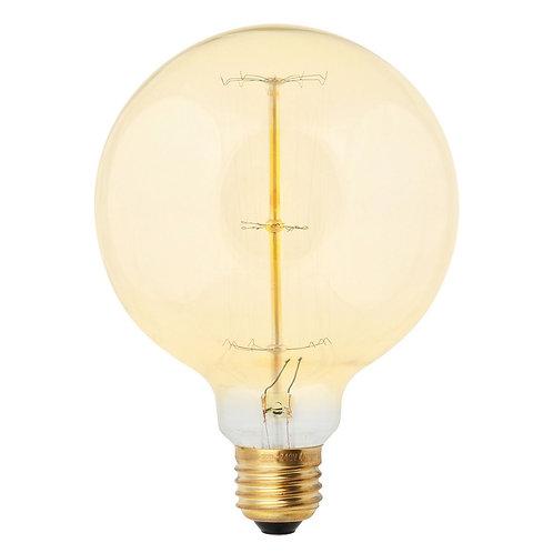 Лампа накаливания Uniel Vintage IL-V-G125-60/GOLDEN/E27 VW01