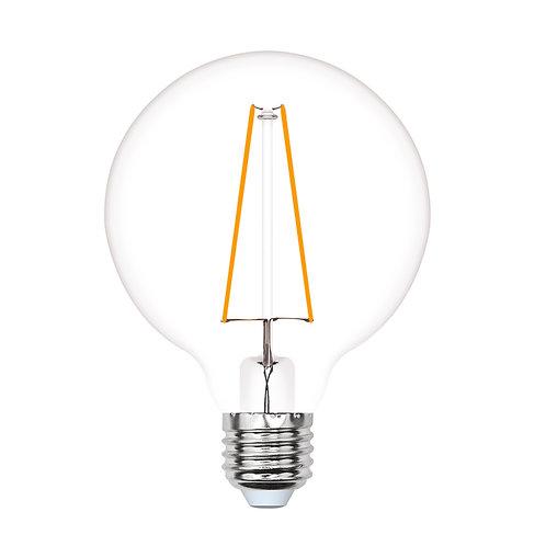 Лампа светодиодная Uniel Vintage LED-G95-4W/GOLDEN/E27 GLV21GO