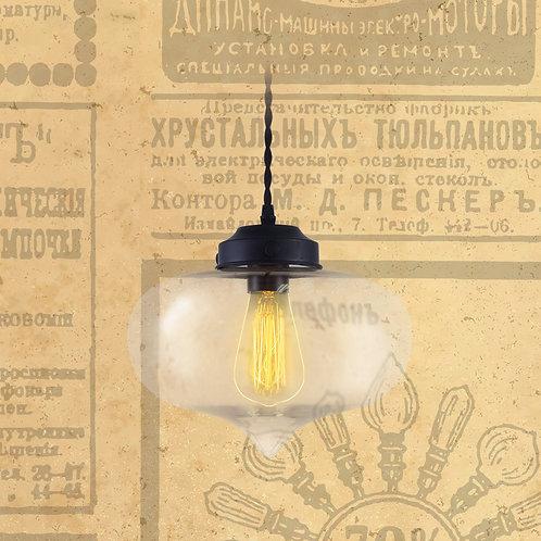 Светильник декоративный подвесной DLC-V404 E27 BLACK