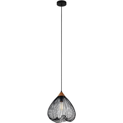 Светильник декоративный подвесной DLC-V203 E27 BLACK