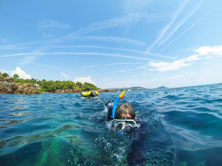 Swim with Julien- Moreau