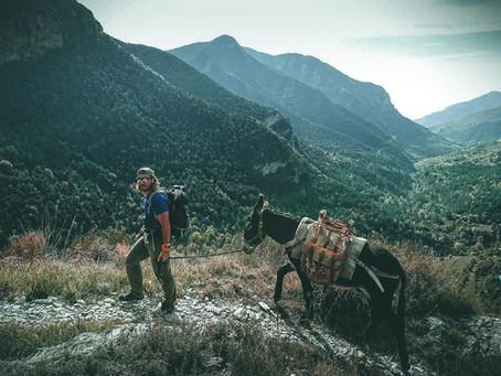 Quel est le matériel minimum pour la randonnée pédestre?
