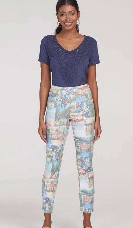 Tropical Jegging