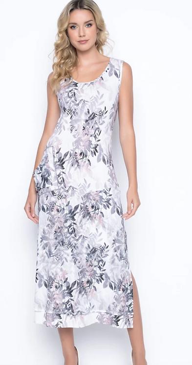 Pastel Coral Dress