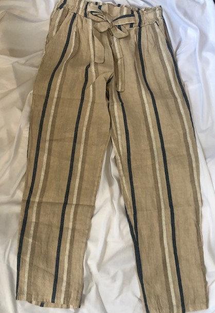 Linen Loose Fit Pant