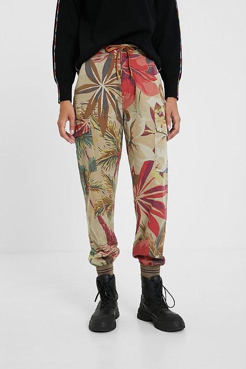Tropical Cargo Pant