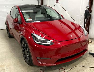Tesla Xpel PPF