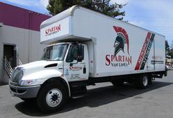 Spartan Van Lines