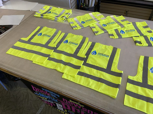 Consolidated Cleaning Vests