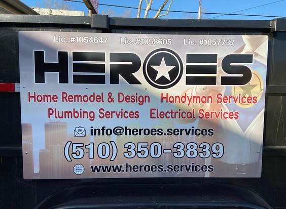 Heroes Trailer