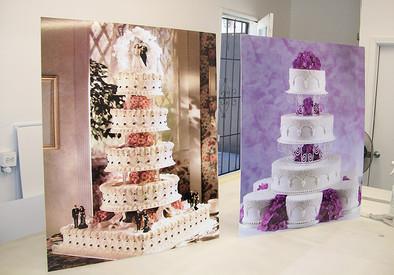 Wedding Cake PVC