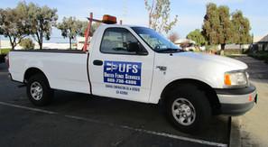 UFS truck