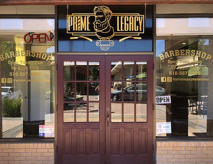 Prime Legacy Barbershop