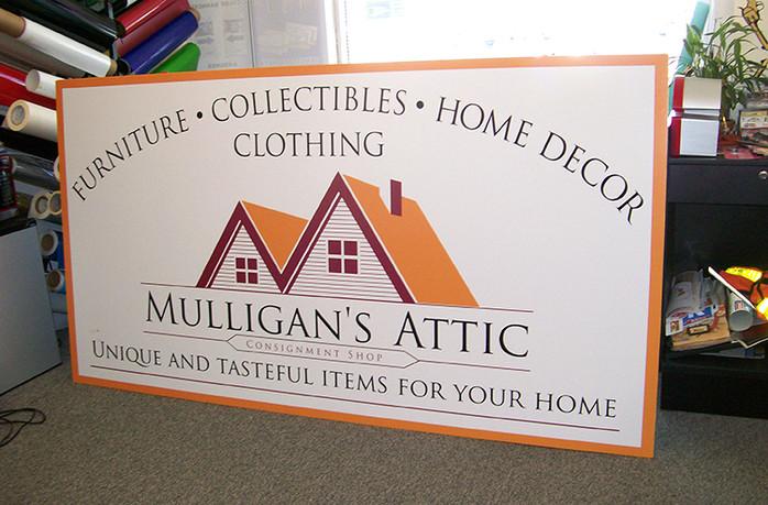 Mulligans Attic