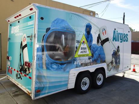Airgas Trailer