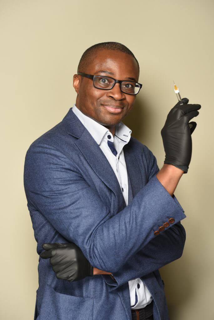 Dr Chike Emeagi