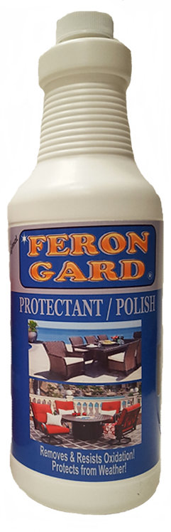 1 For All Guard Patio Furniture Protectant AKA Feron Guard (2 Bottle Pack)