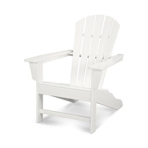 Polywood Adirondack Chair (White) #30905
