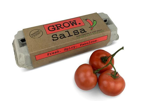 Grow Salsa Seed Kit