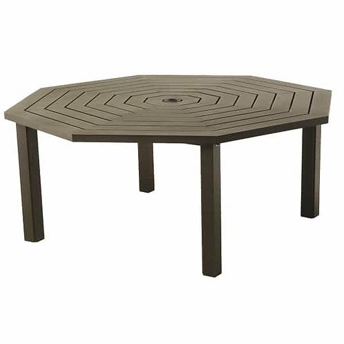 Aluminum Octagon Table #34596