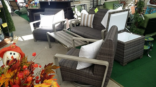 5pc Outdoor Seating Group #32548