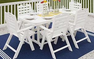 Poly Lumber Outdoor Furniture