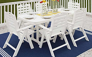 Poly Lumber Outdoor Furniture