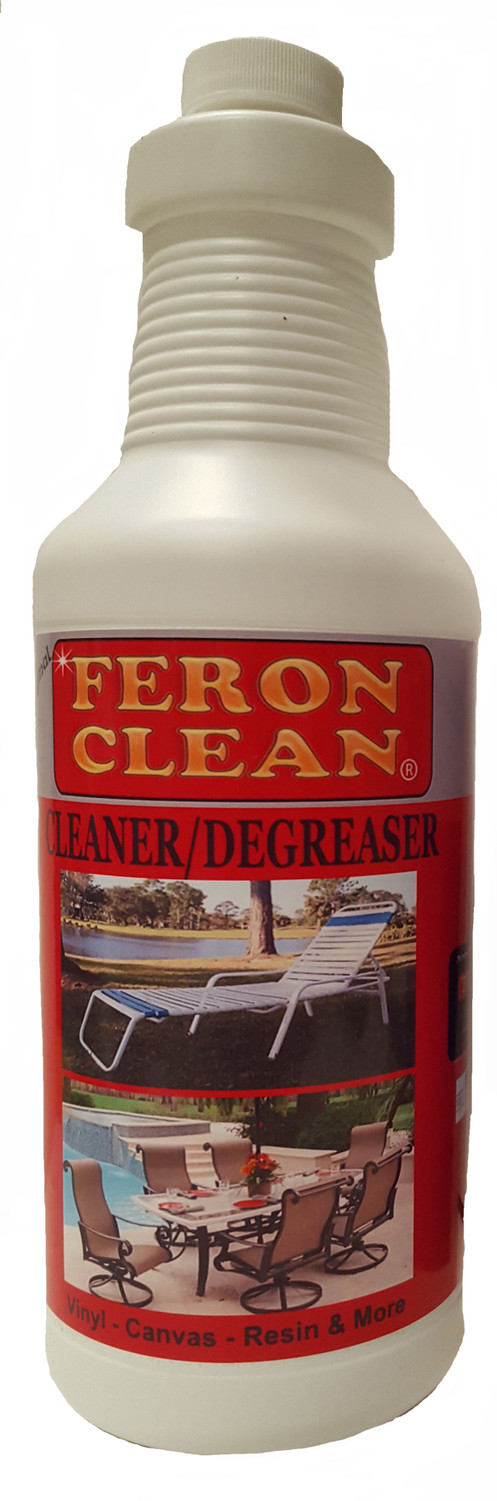 Feron Clean Outdoor Furniture Cleaner Bottle