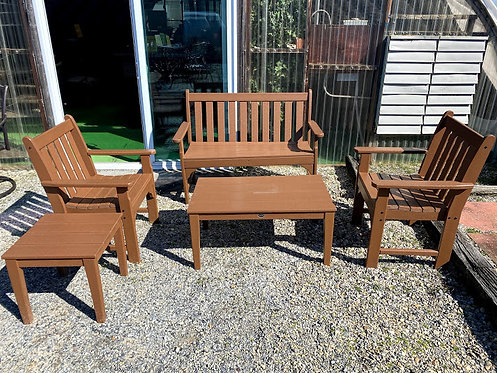 5pc POLYWOOD Seating Group #30988