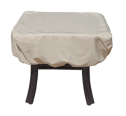 "Square / Round End Table Cover  27″W x 27""D x 15""H"
